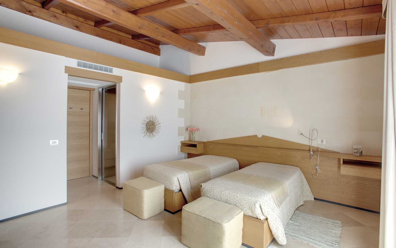 Twin Room at Masseria Stali