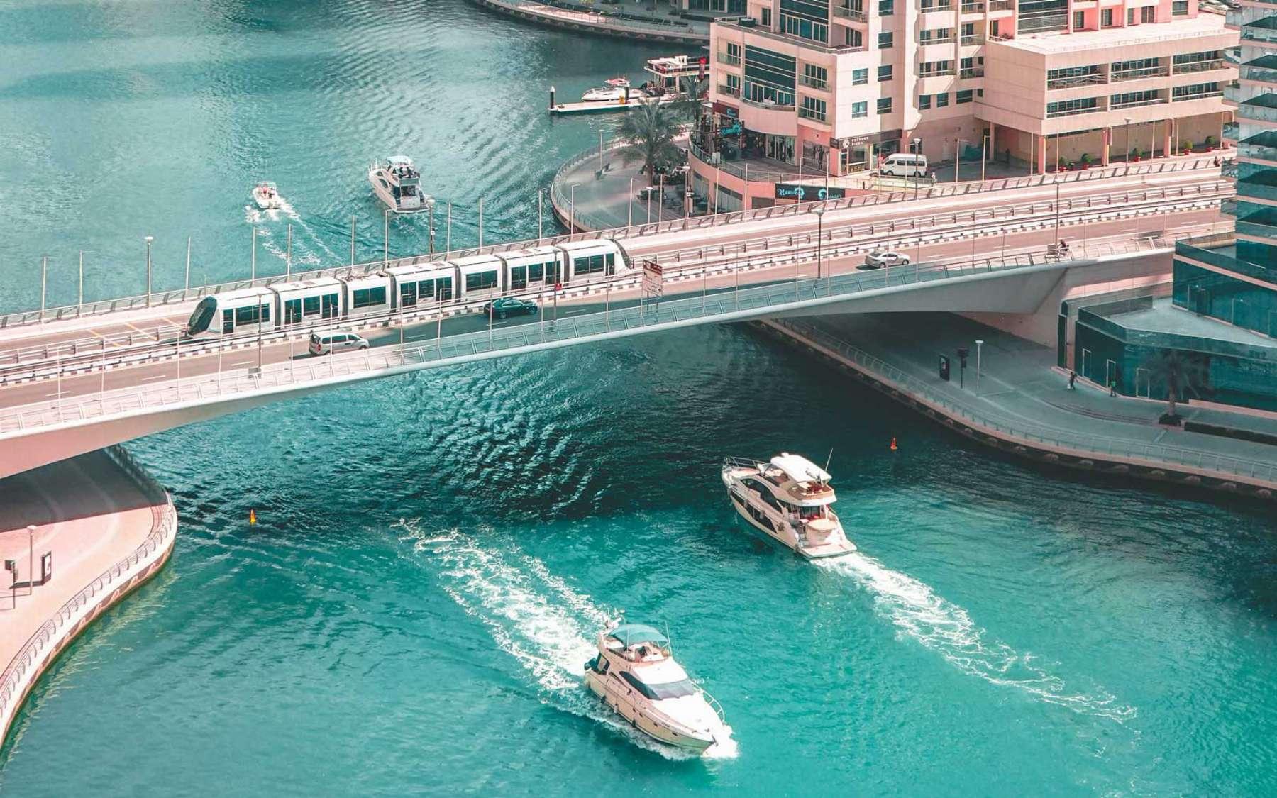 Dubai Marina Dubai Uae