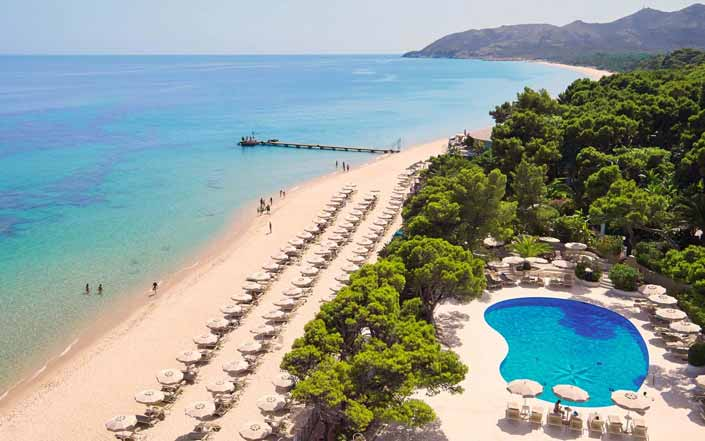 Forte Village resort Sardinia