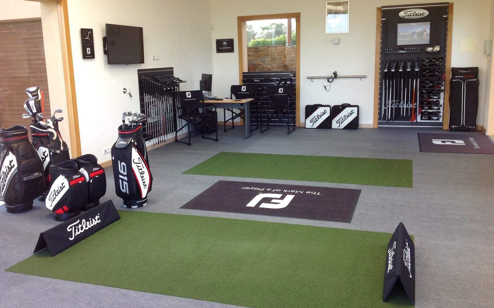 Monte Rei Golf Fitting Studio