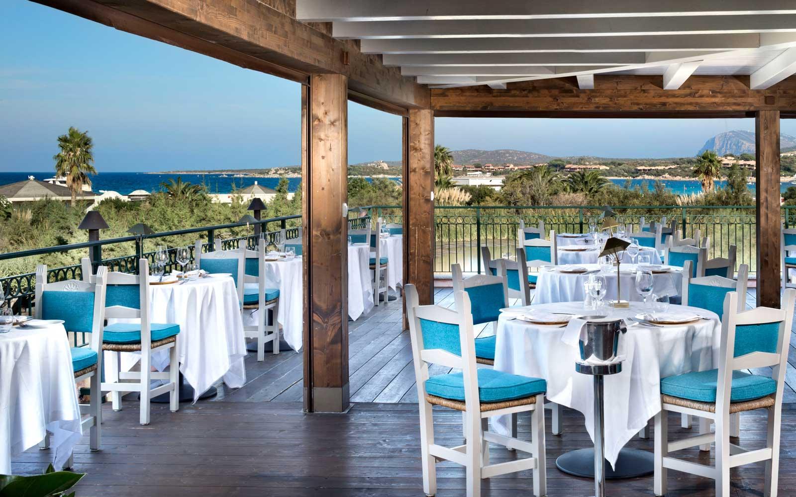 Gourmet Restaurant at Hotel Abi D'oru