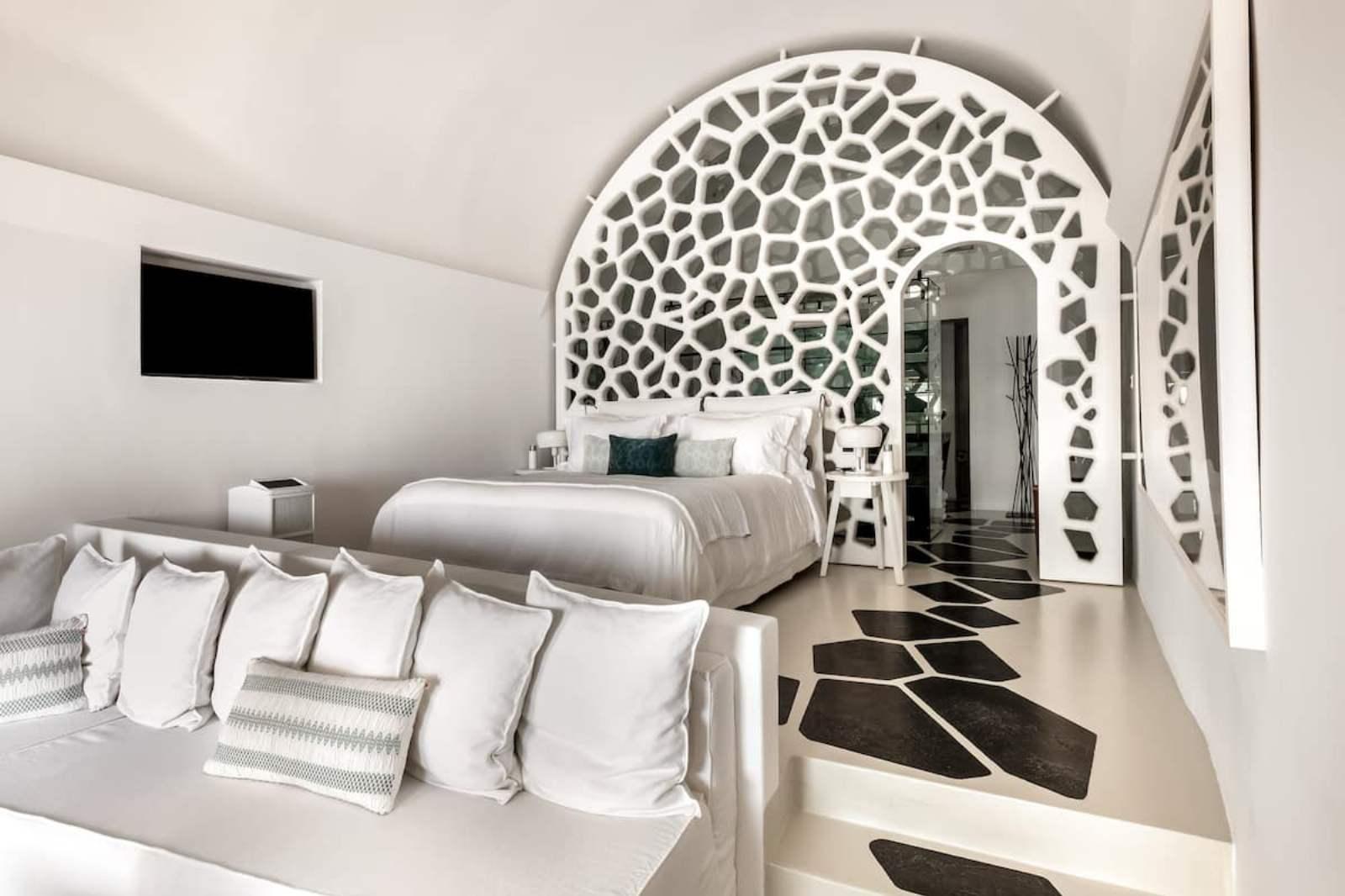 Grace Villa Master Bedroom, Grace Hotel