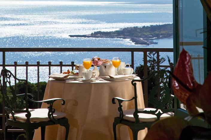 five star hotel - hotels in sardinia - Grand Hotel Timeo