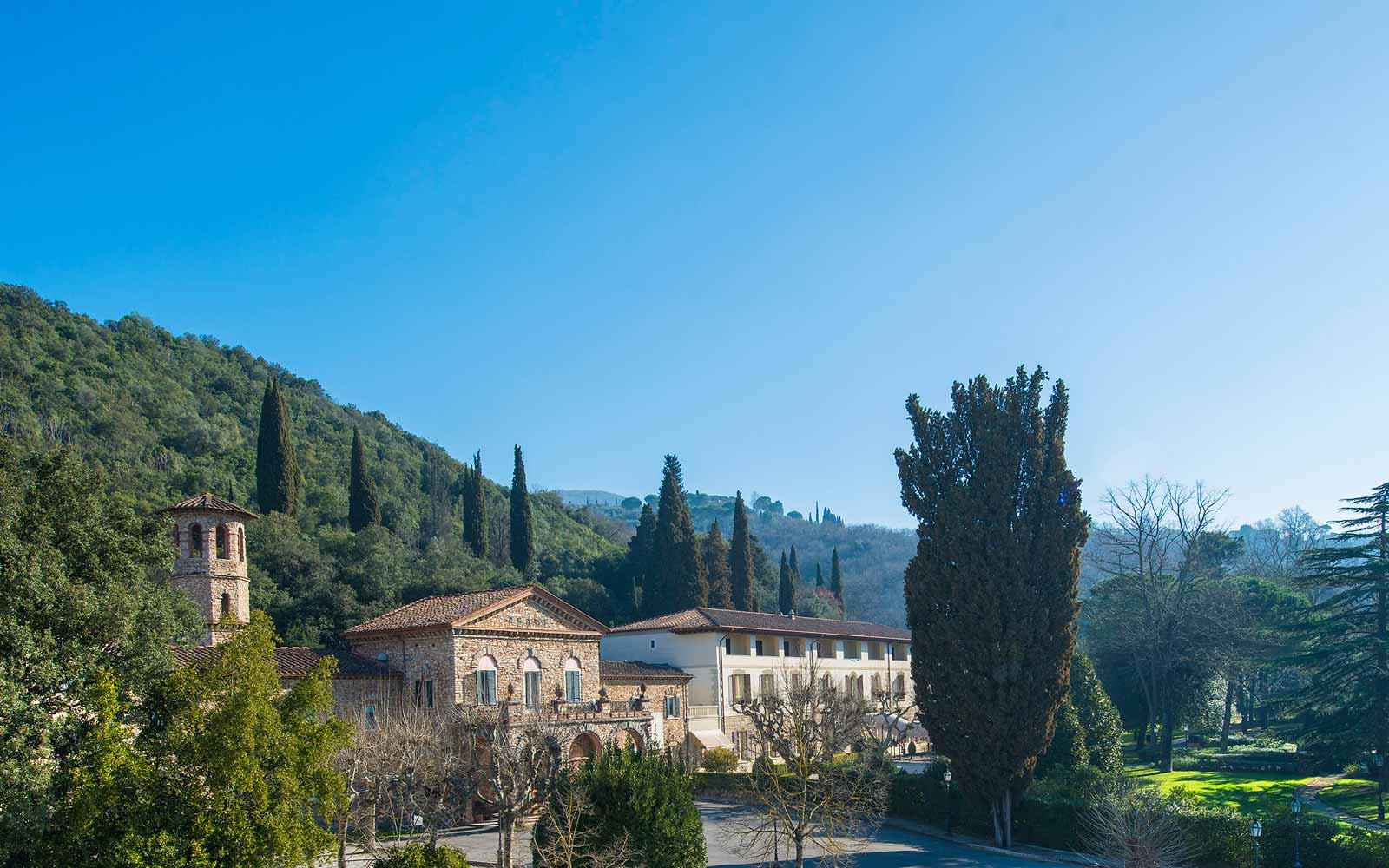 Hotel Grotta Giusti - Tuscany