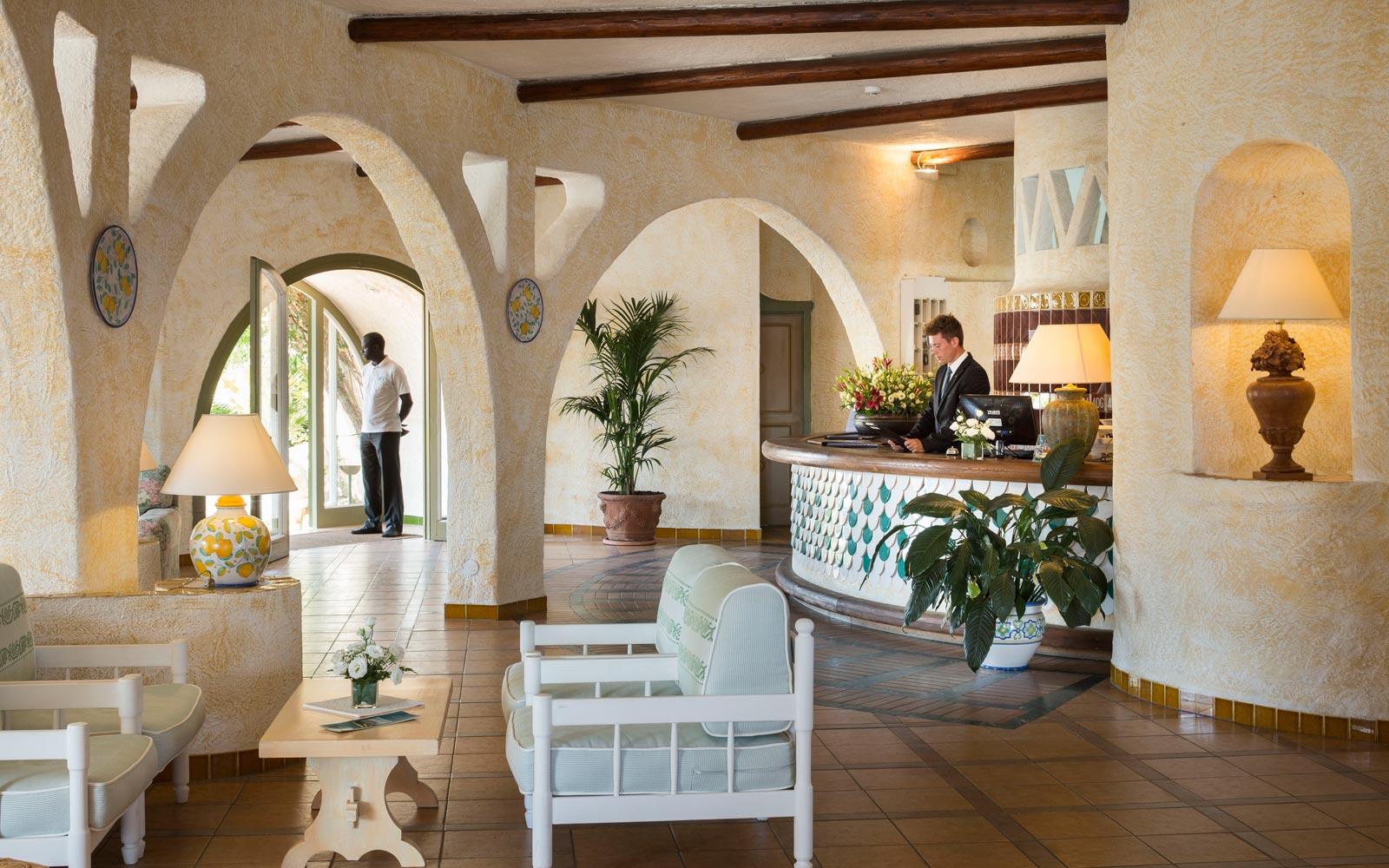 Reception - Club Hotel