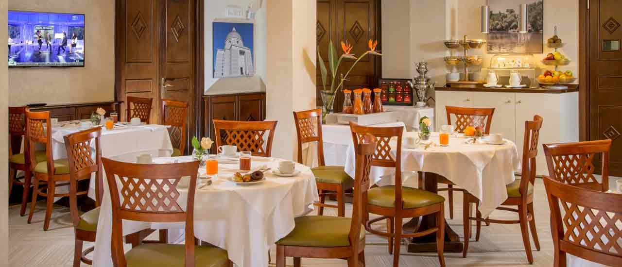Restaurant at Hotel Oxford