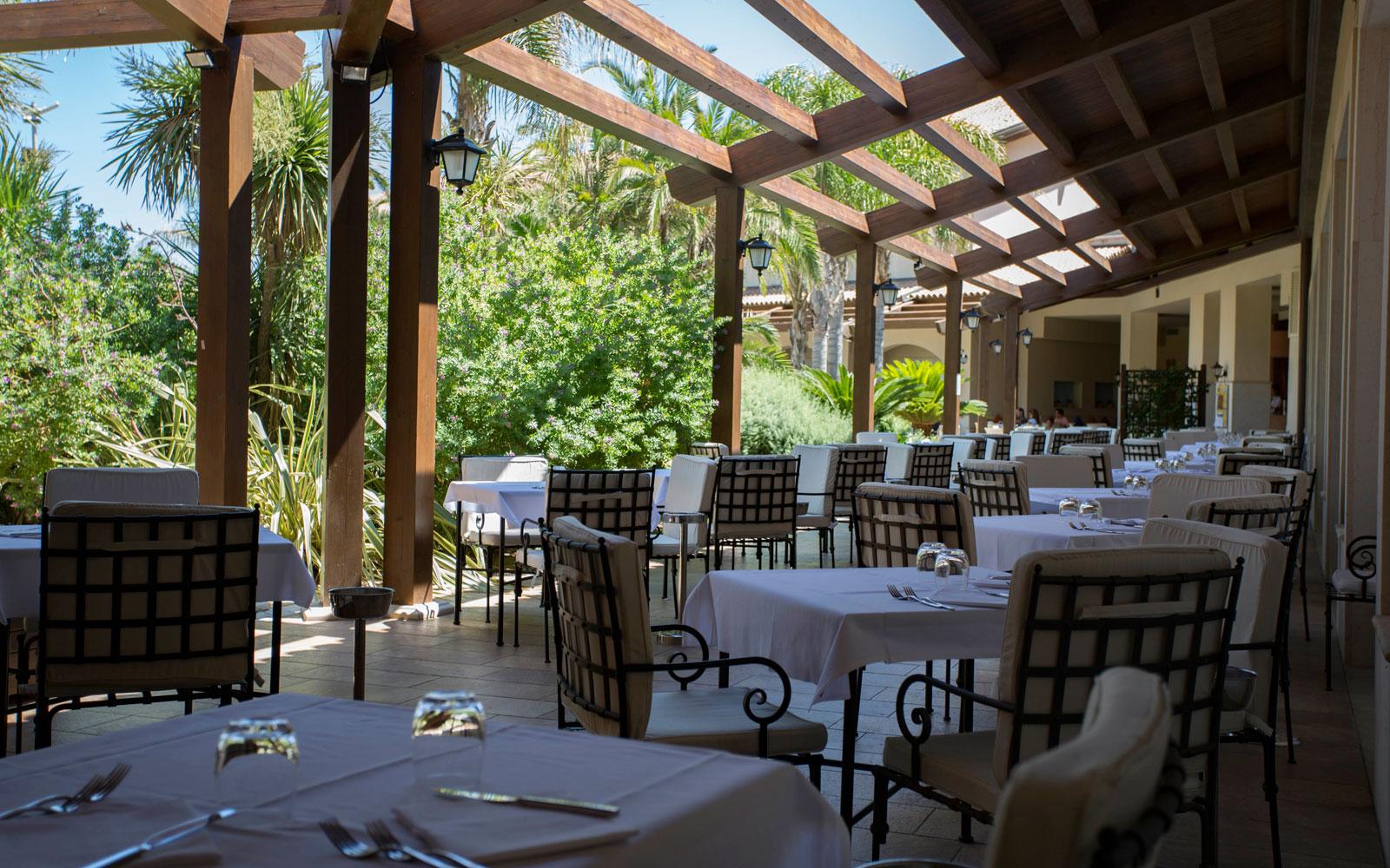 Hotel Marinagri Restaurant