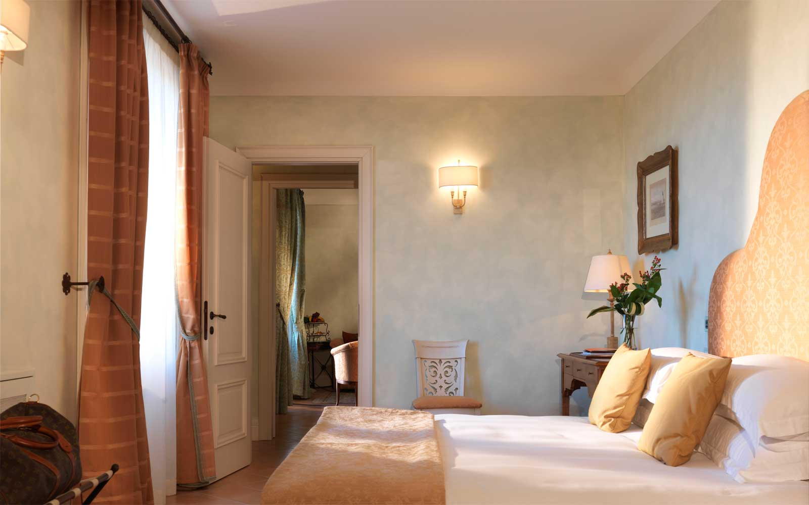 Superior Room at Hotel Giardino Di Costanza