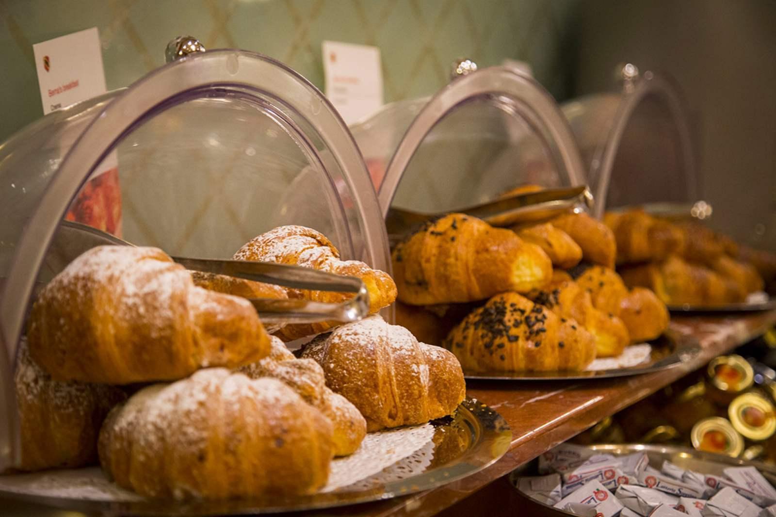Breakfast at Hotel Berna