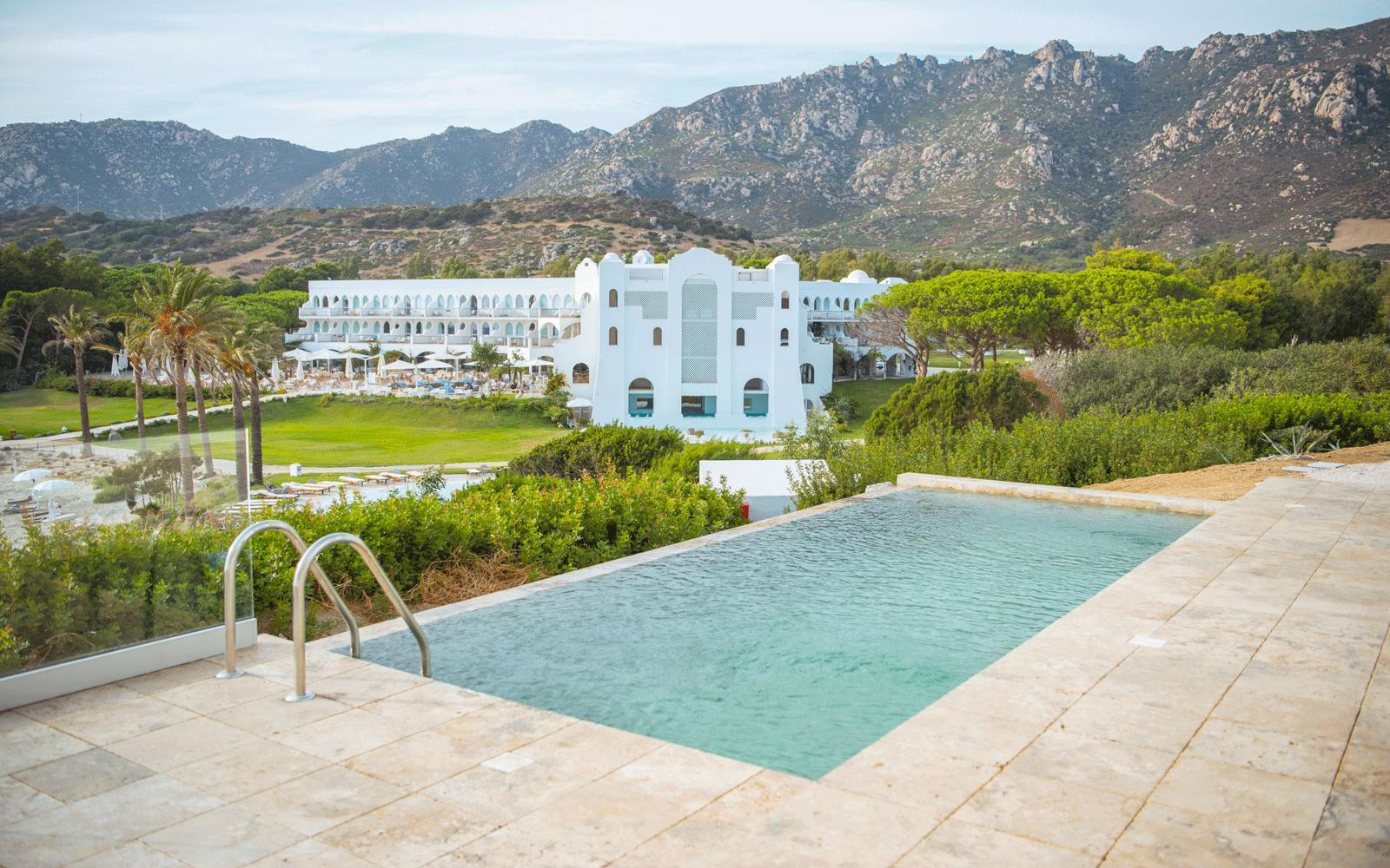 Resort Capo Boi: Villa Bellavista