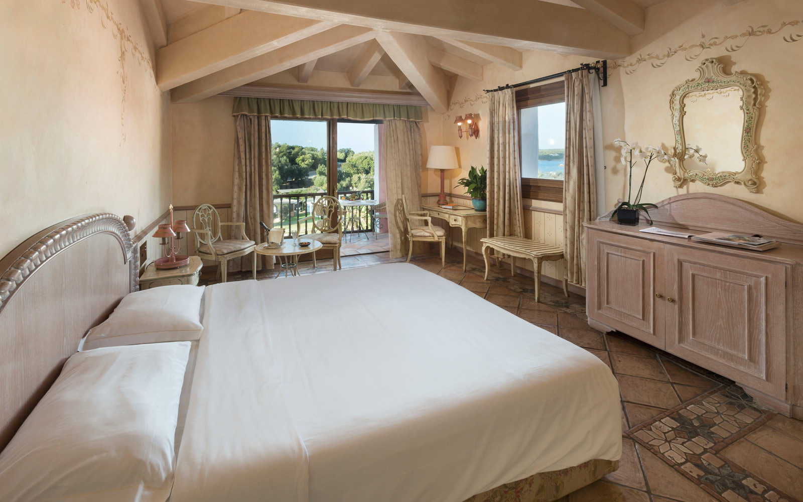 Junior Suite at Le Palme