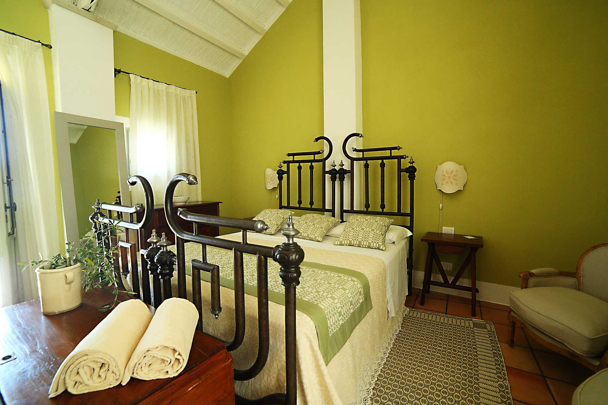 Junior Suite - Ulivo at Naturalis Bio Resort & Spa