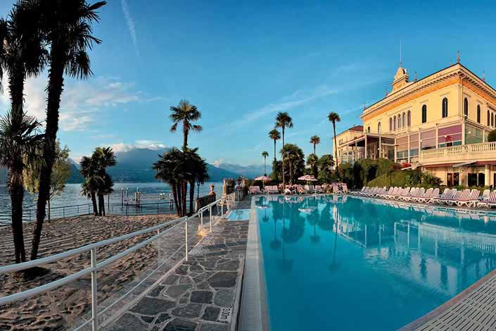 Italian Lakes | Grand Hotel Villa Serbelloni, Bellagio