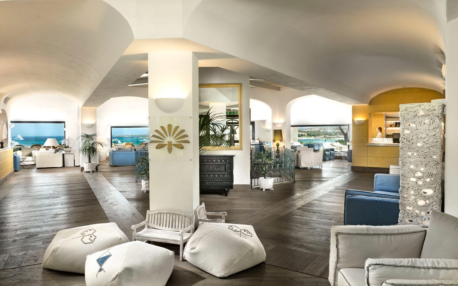 Lobby at Hotel Abi D'Oru
