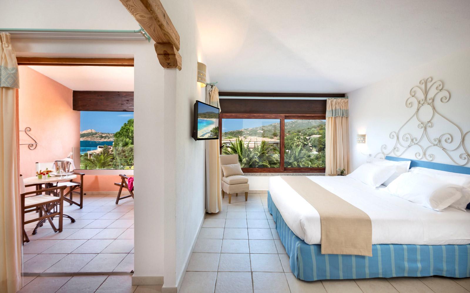 Junior Suite at Marinedda Thalasso & Spa