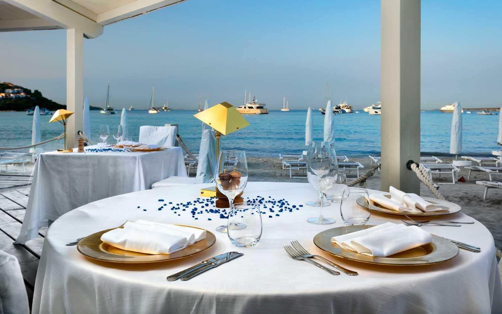 Marinella Restaurant at Hotel Abi D'oru