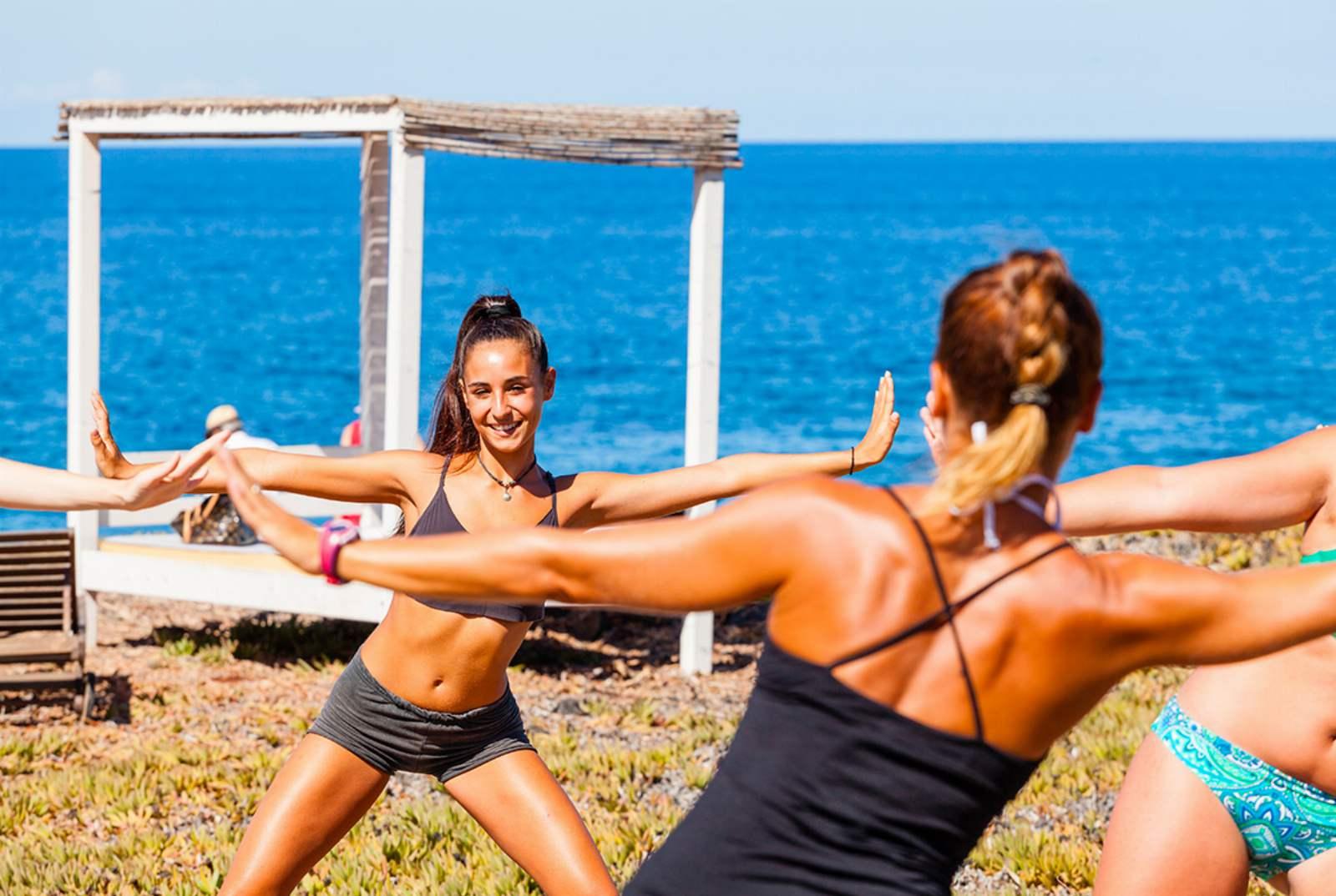 Mursia Resort - Yoga