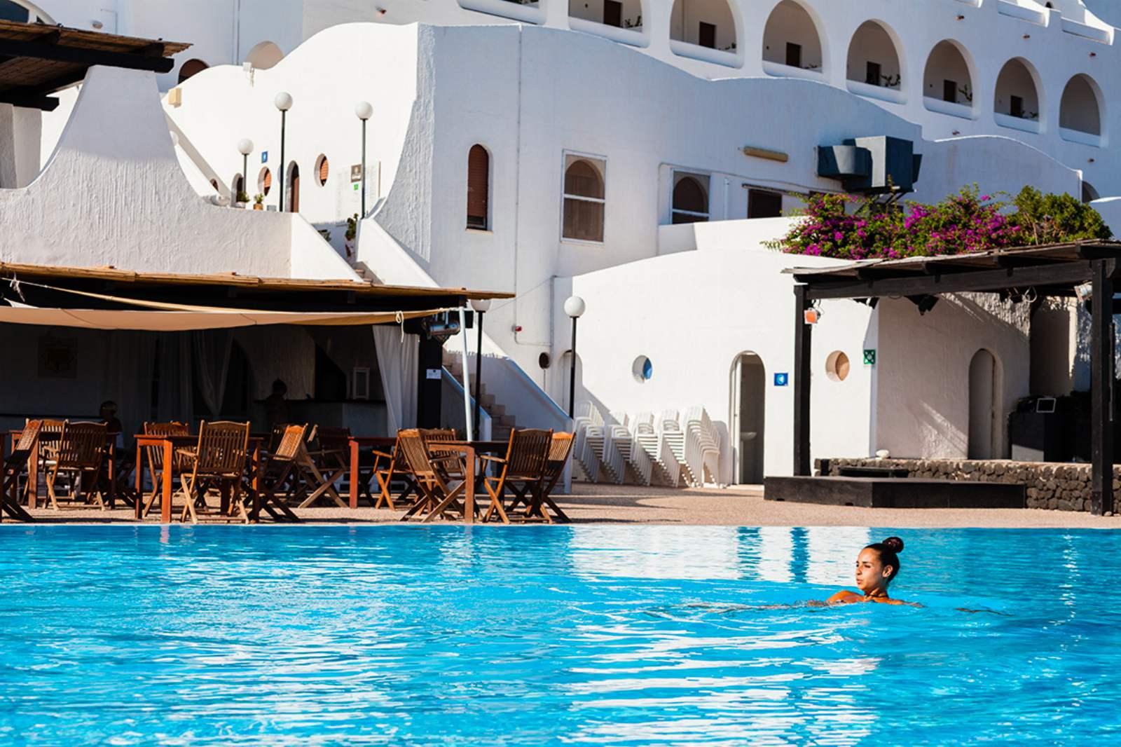Mursia Resort - Swimming Pool