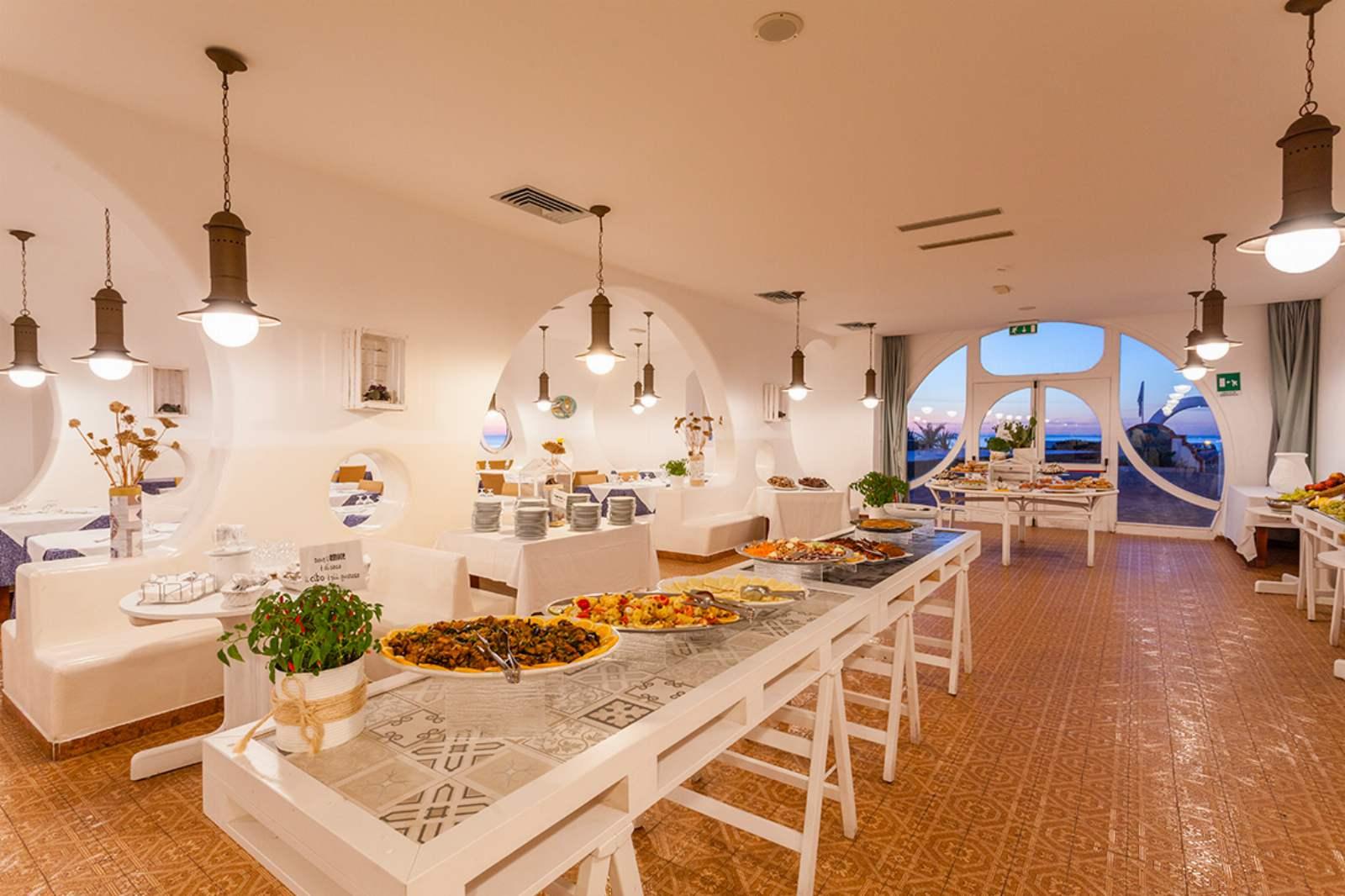 Mursia Resort - Restaurant