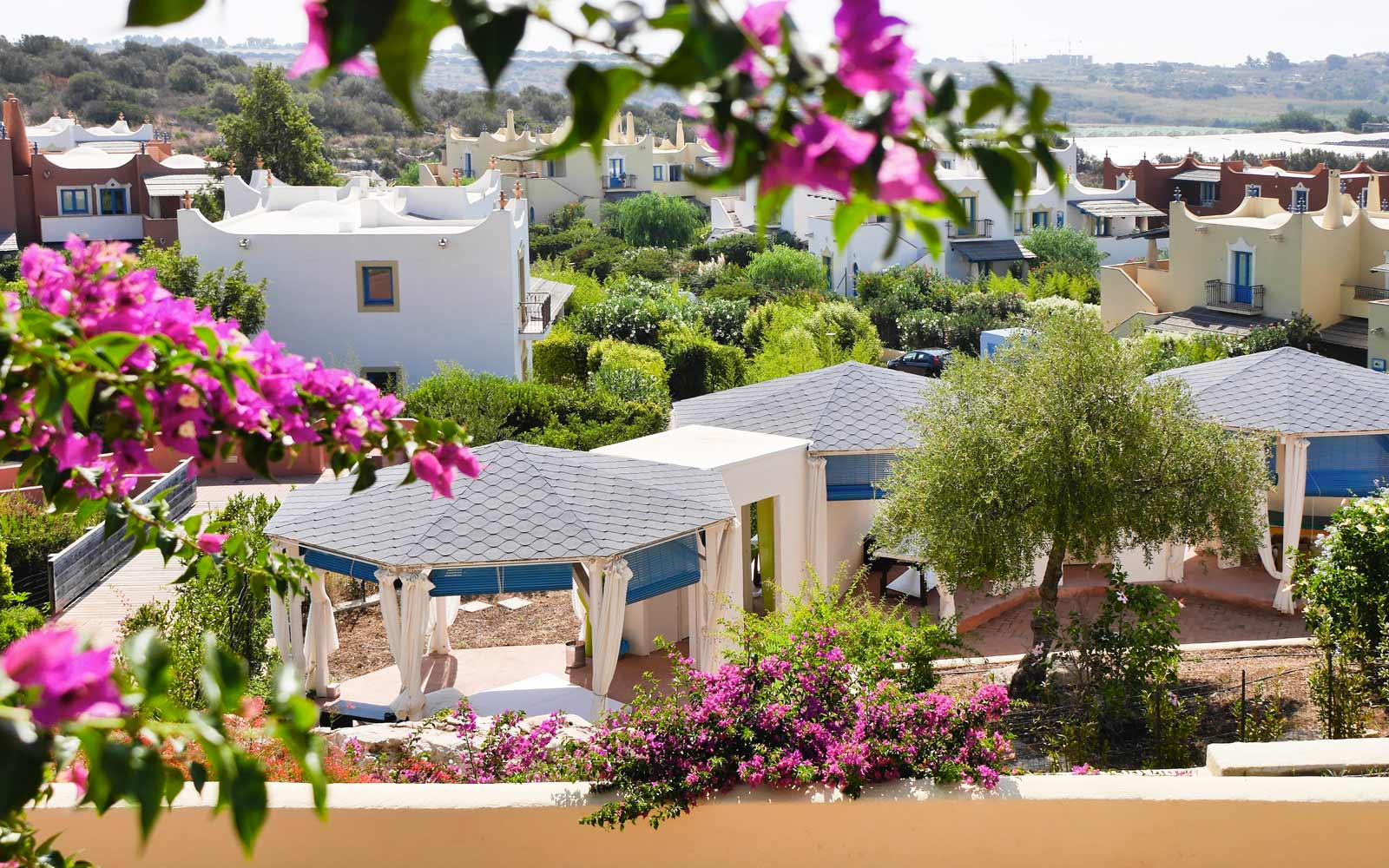 Voi Marsa Sicla' Resort Panoramic View