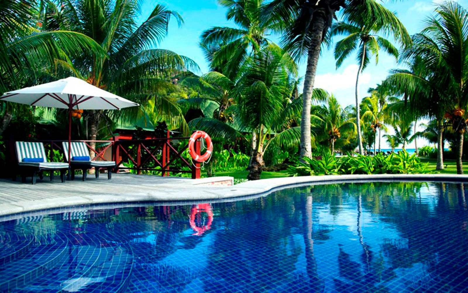 Paradise Sun Hotel Main Pool