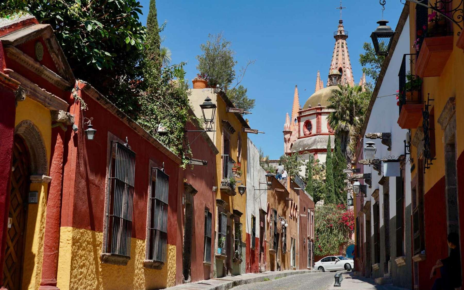 Parroquia De San Miguel Arc Ngel San Miguel De Allande Mexico