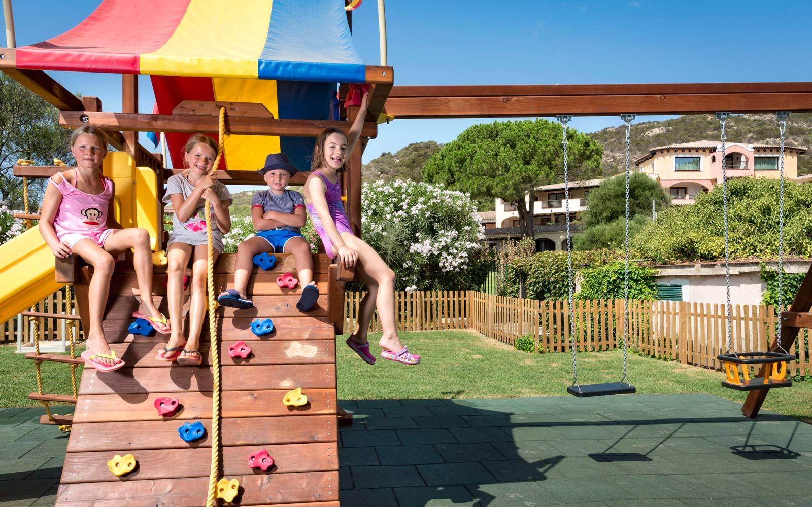 Playground at Hotel Abi D'Oru