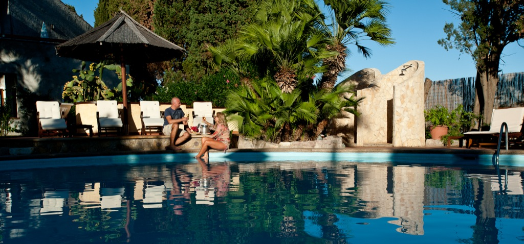 Outdoor Pool at Nora Club Hotel & Spa
