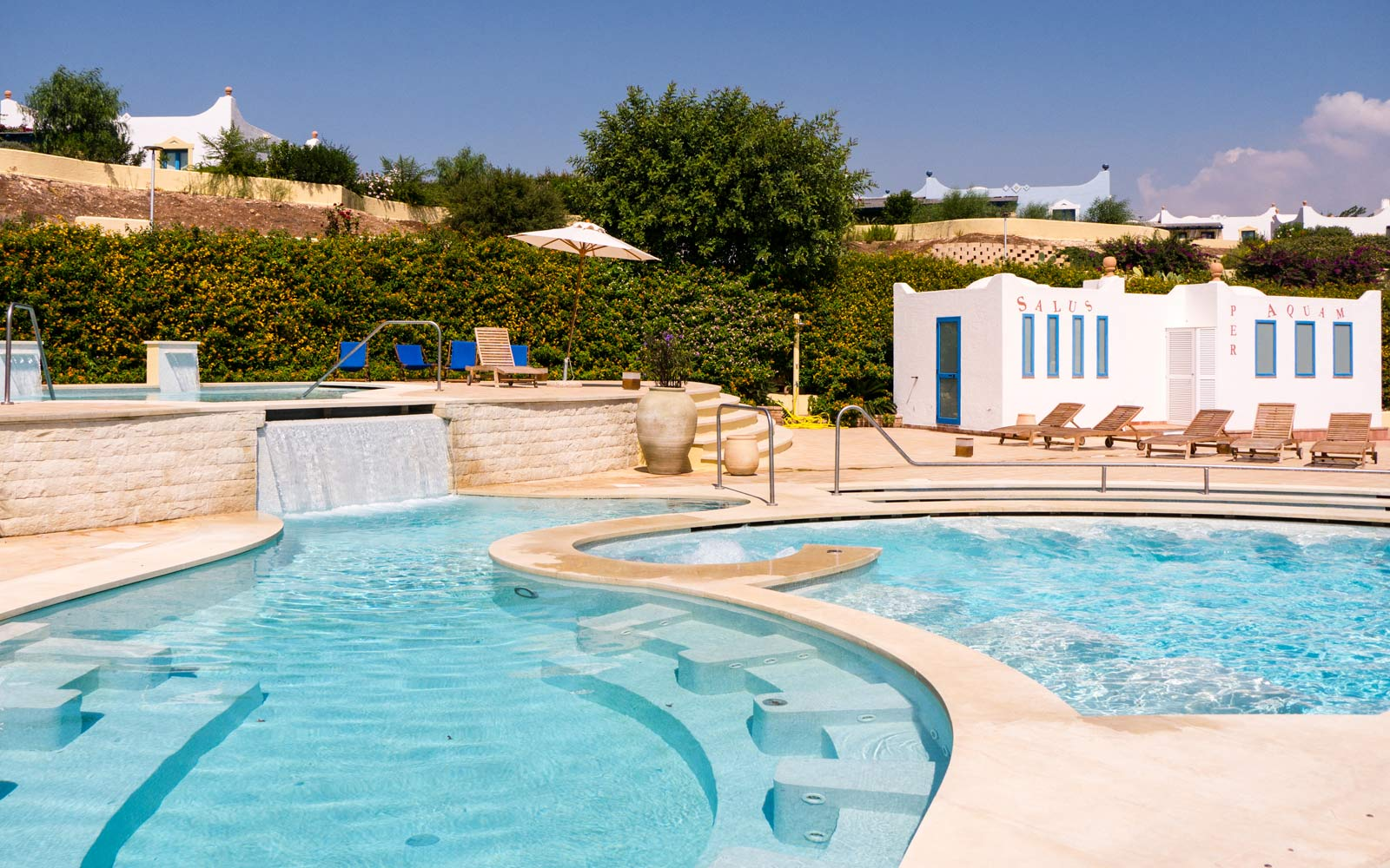 Voi Marsa Sicla' Resort Swimming Pool
