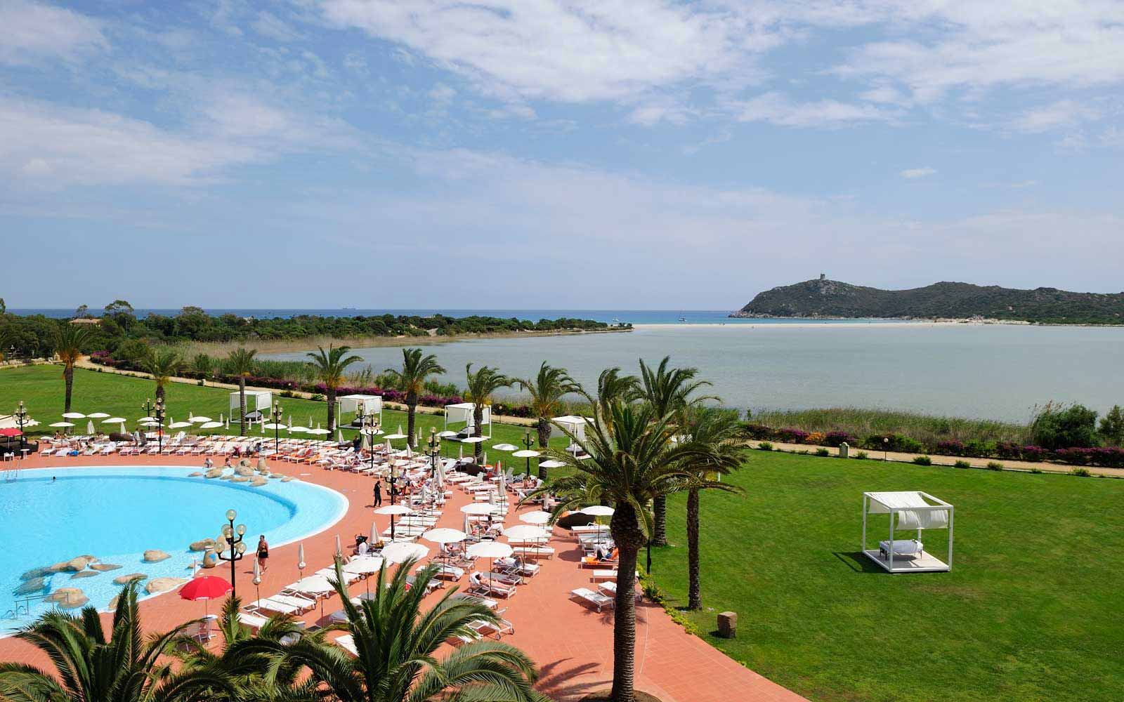 Five star family friendly hotel in Sardinia - Hote Pullman Timi Ama - Sardinia