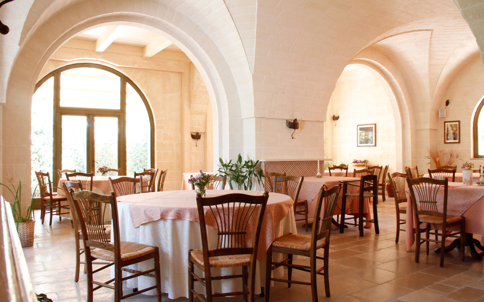 Restaurant at Il Palmento