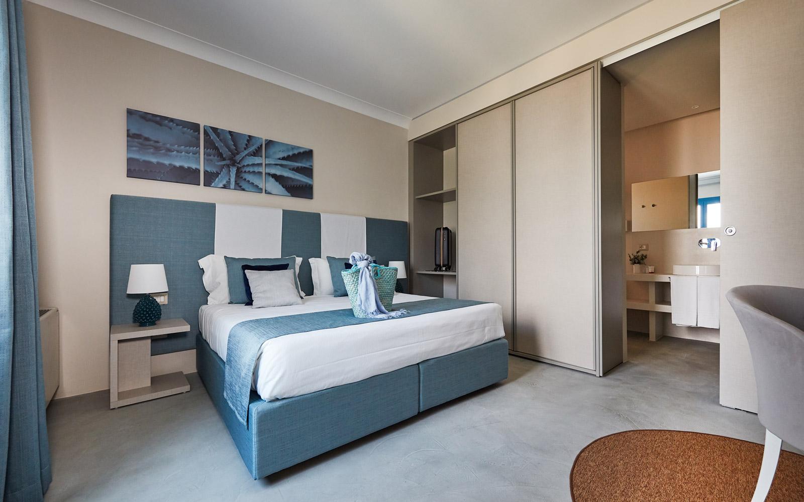 Voi Marsa Sicla' Resort Family Room