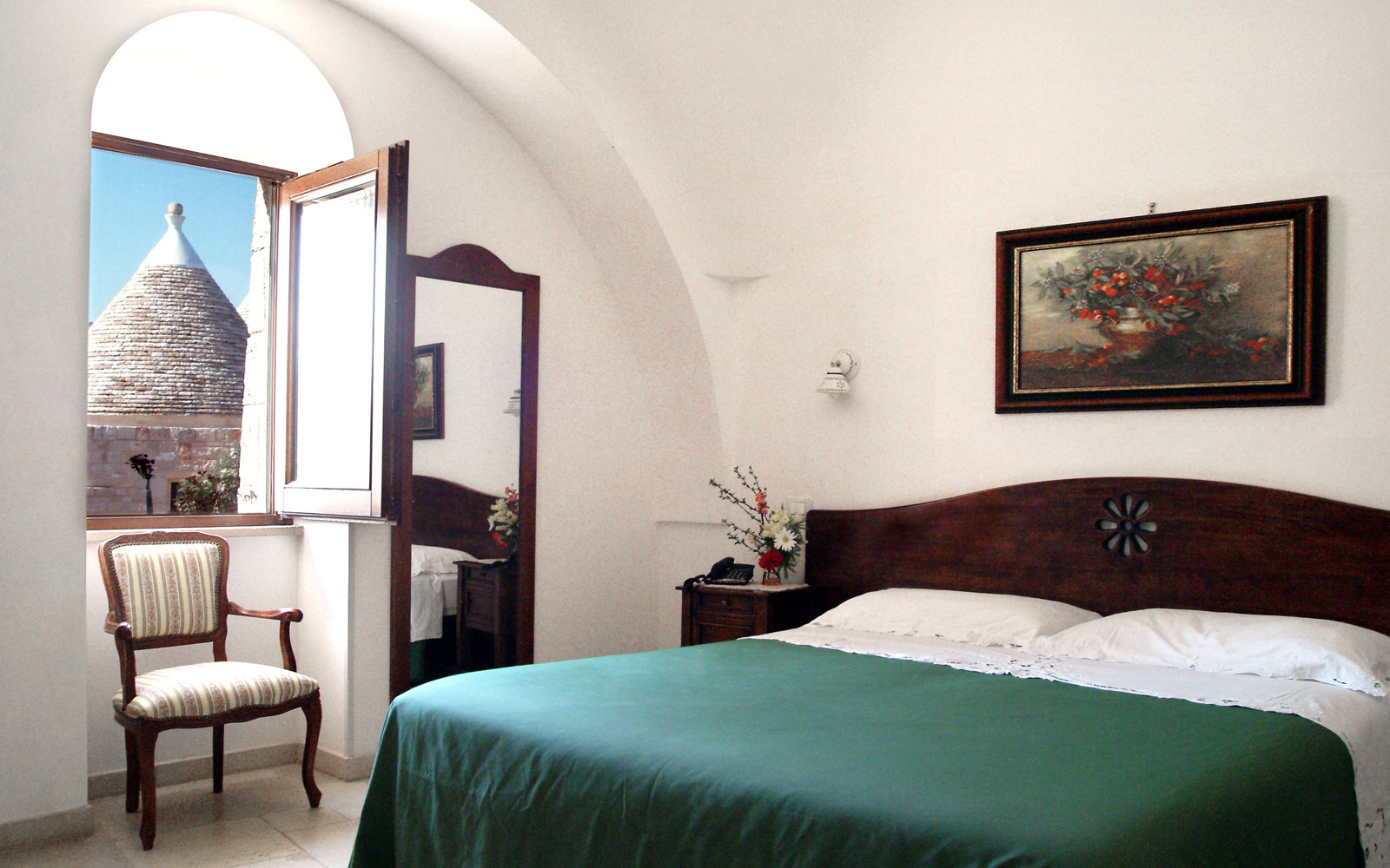 Trulli Suite at Il Palmento