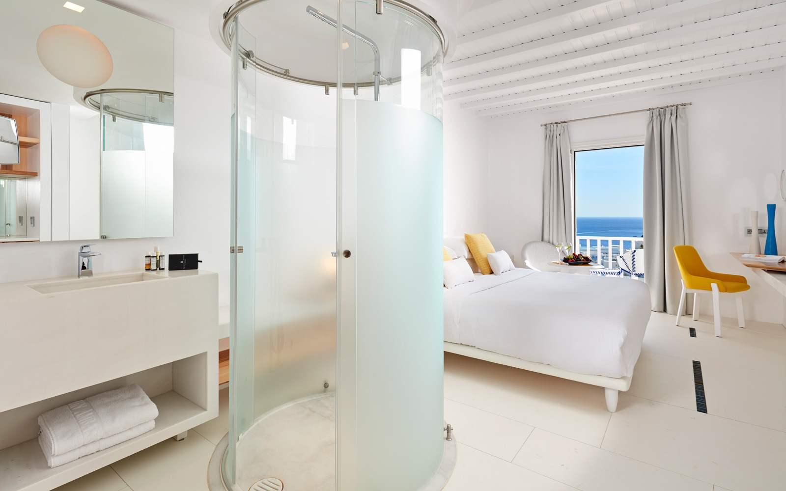 Myconian Ambassador - Sea Breeze room