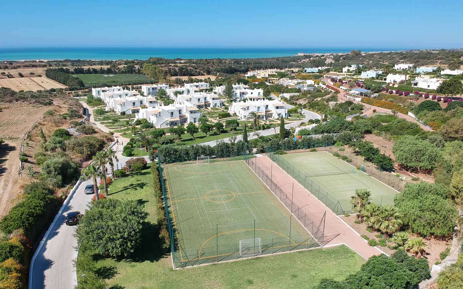 Voi Marsa Sicla' Resort Sports Courts
