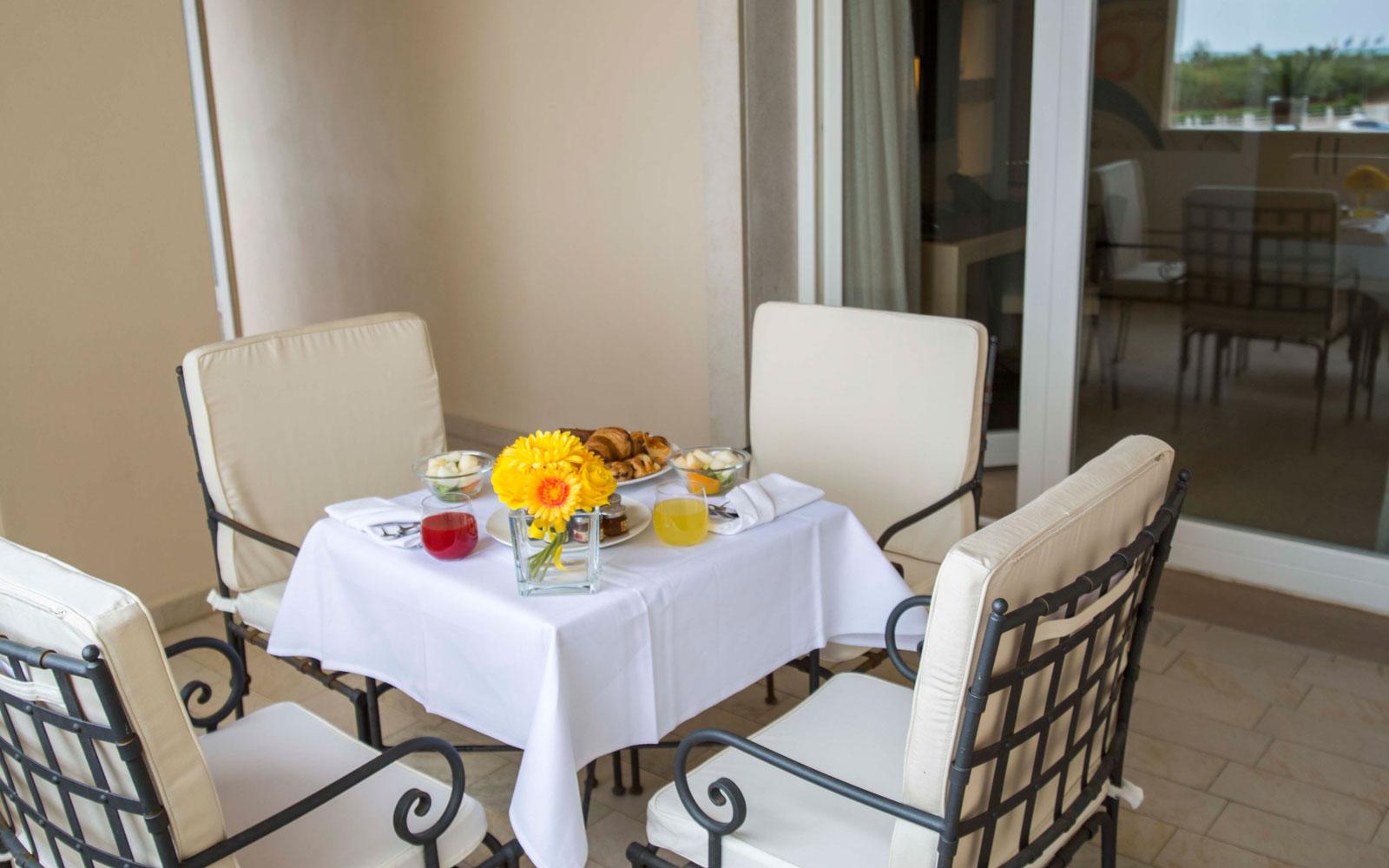 Hotel Marinagri Standard Room Terrace