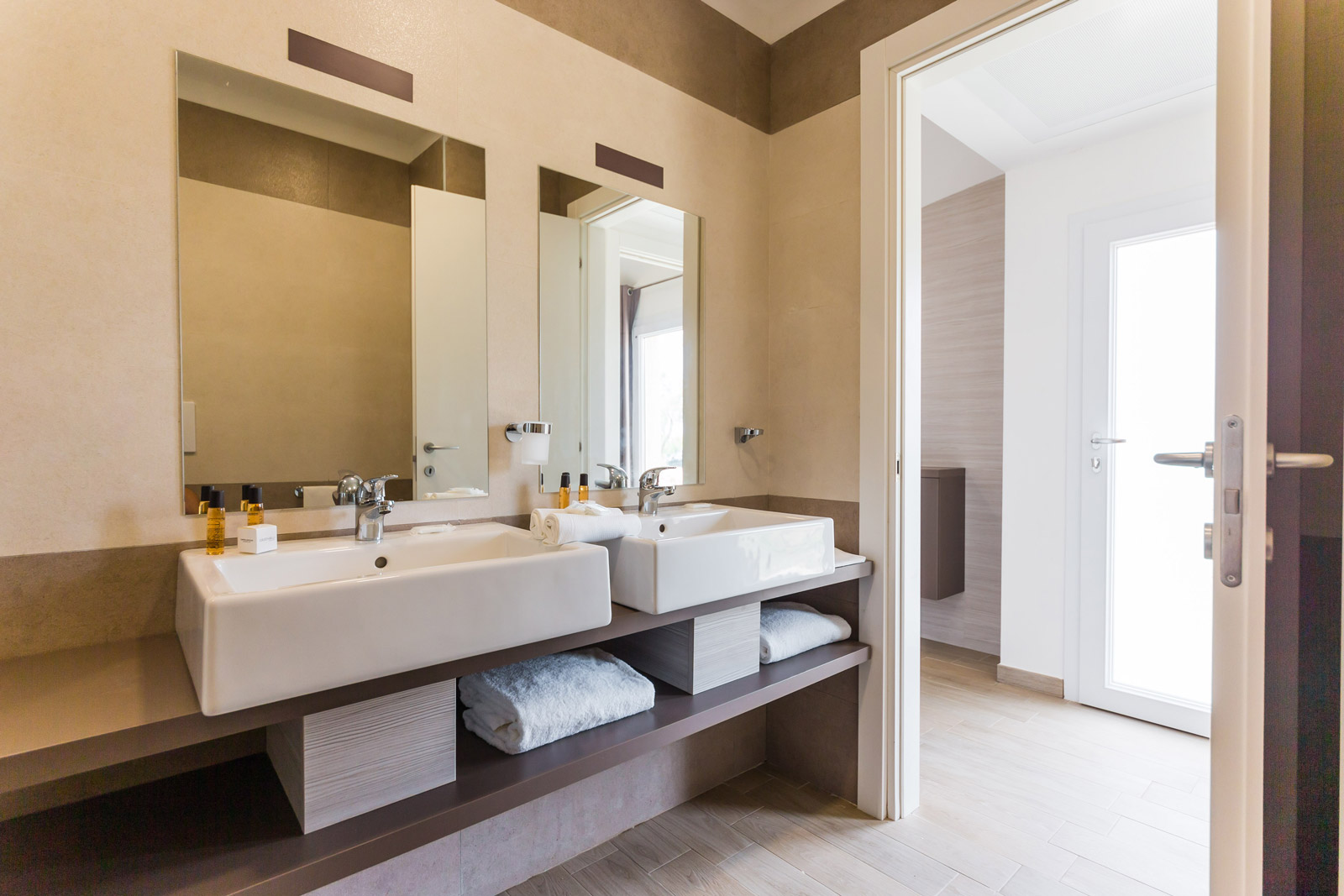 Suite Bathroom Torre Cintola