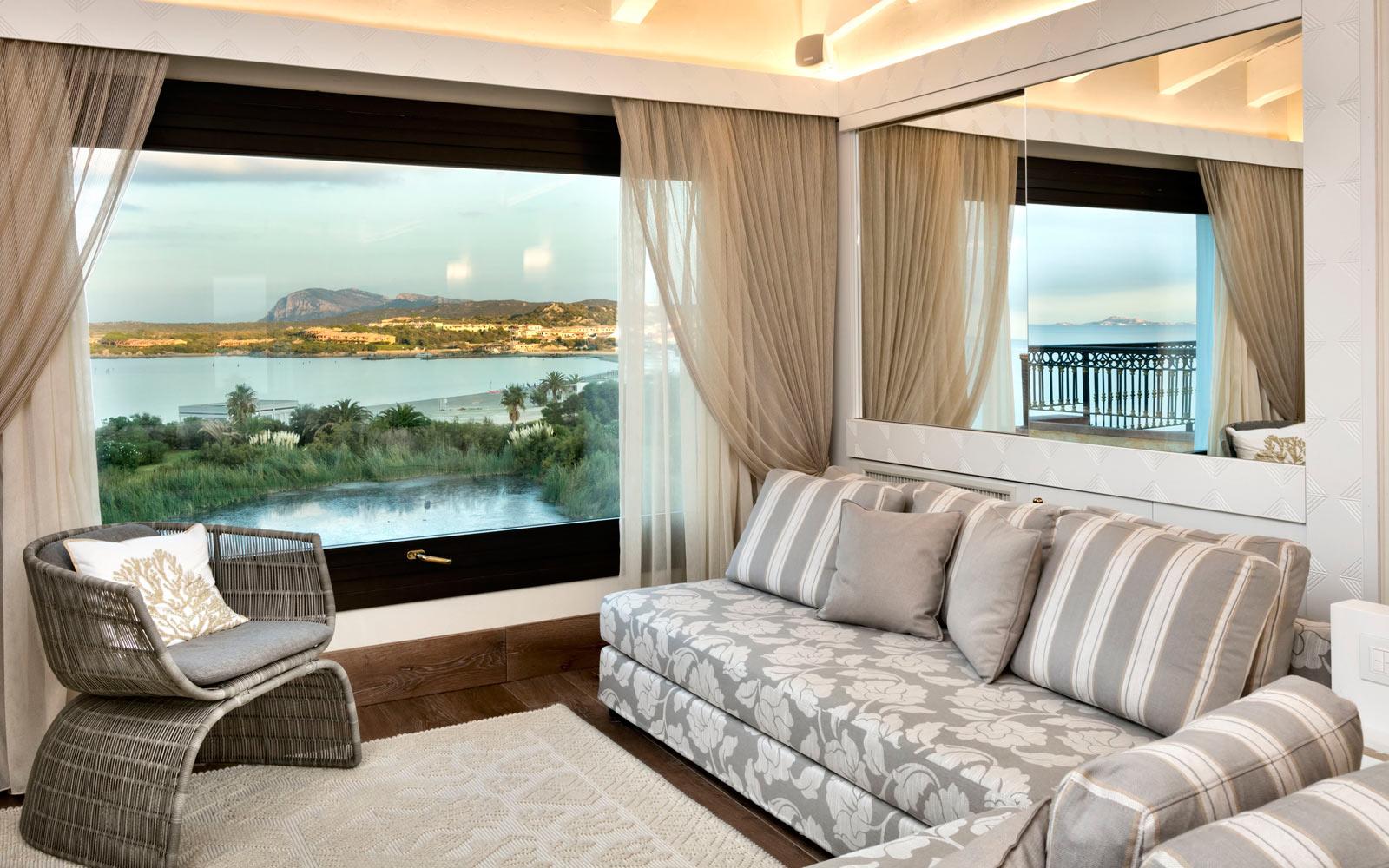 Suite Grazia Deledda at Hotel Abi D'Oru