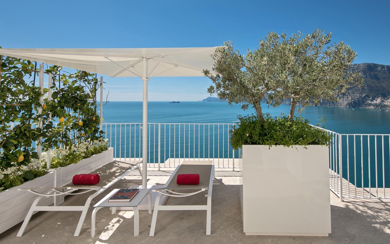 Terrace View at Casa Angelina