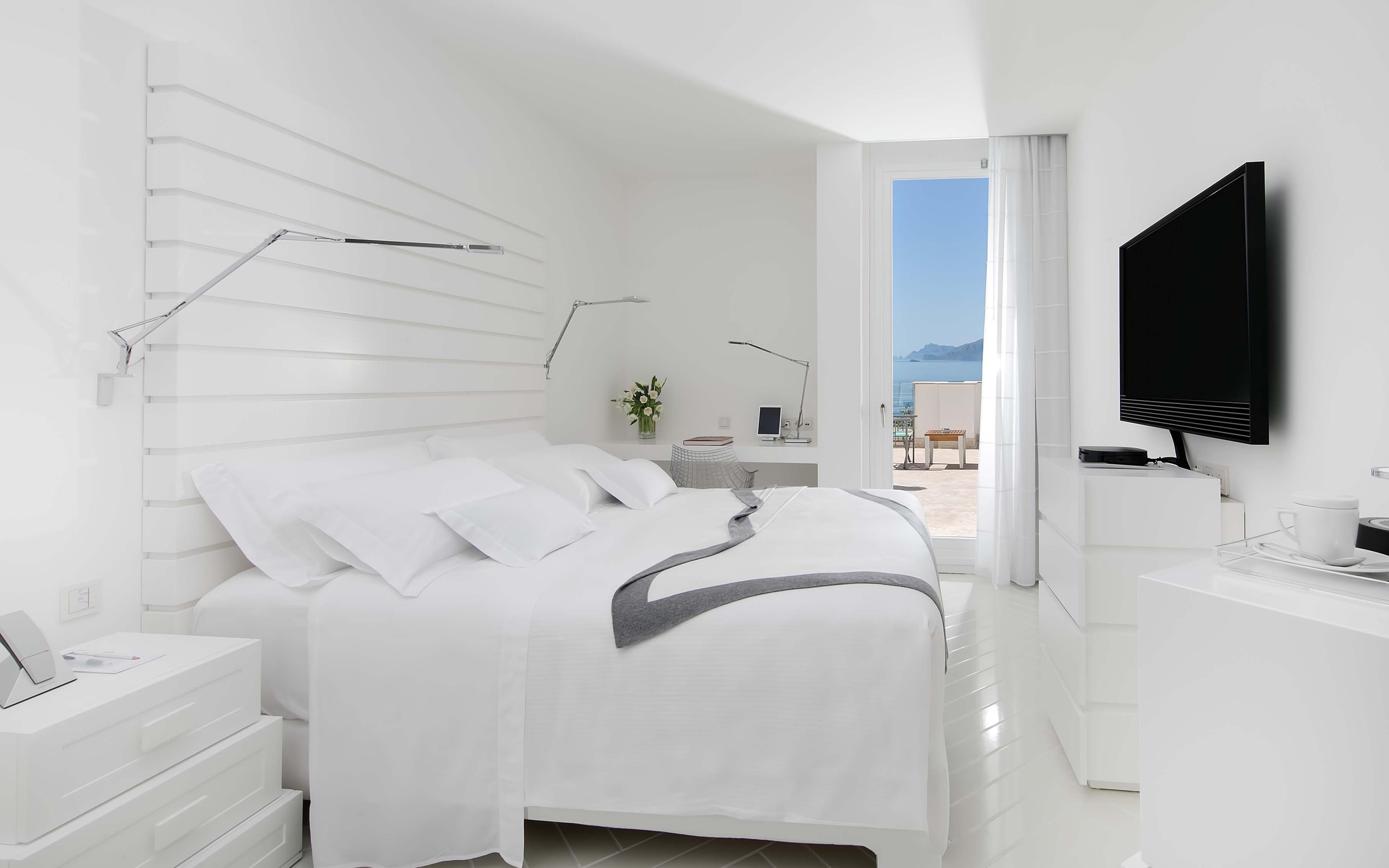 Terrace Room at Casa Angelina