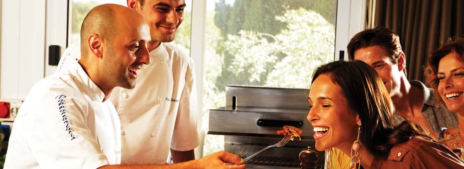 Gourmet Cooking Academy Forte Village
