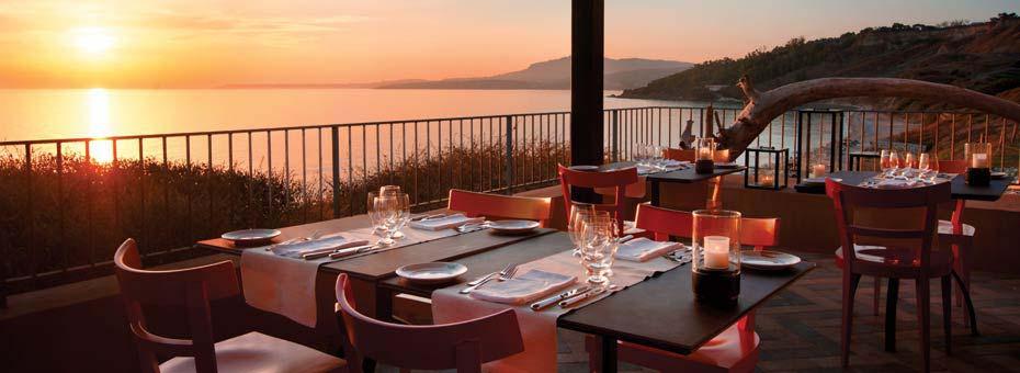 Liolà restaurant at Verdura Resort