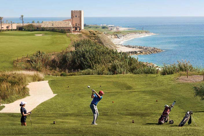 Verdura Resort golf and sports