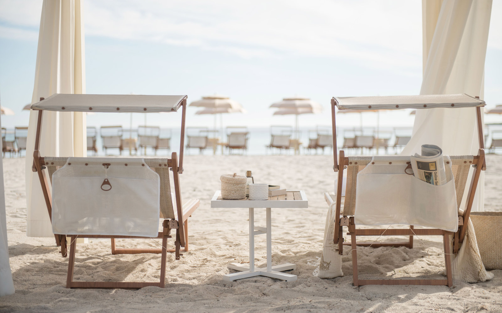 Relax from the Beach at Hotel Abi D'Oru
