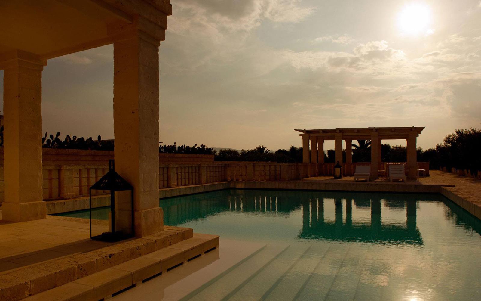 Villa Meravigliosa Pool